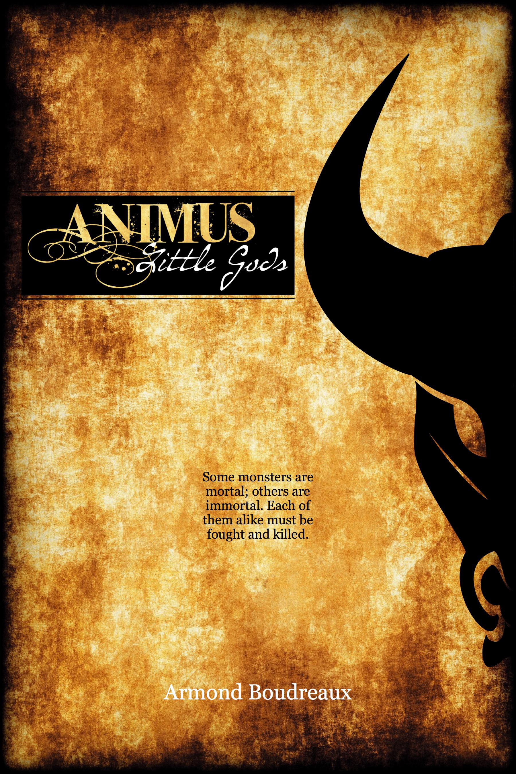 Animus – Armond Boudreaux